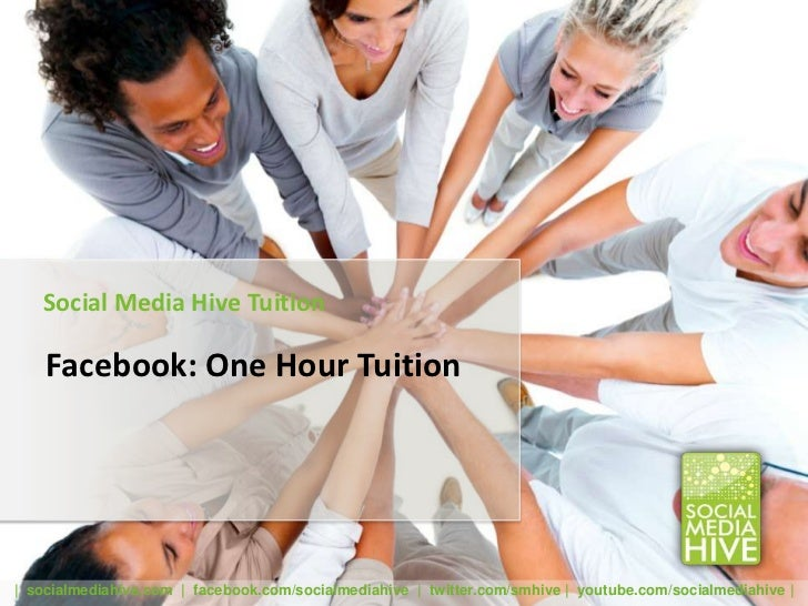 Facebook one hour tuition slideshare