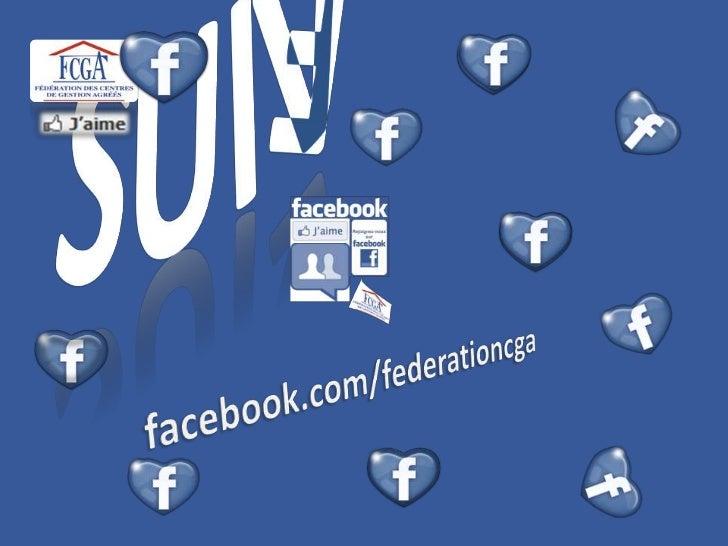 Toute l'information de la FCGA résumée dans                                     Facebook                              Diff...
