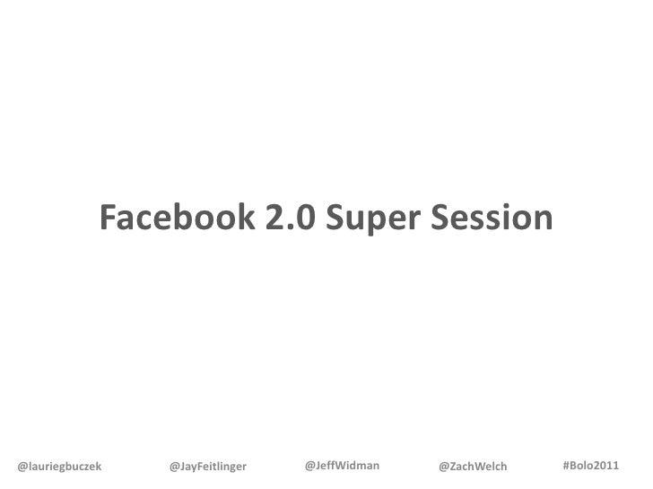 Facebook Super Forum