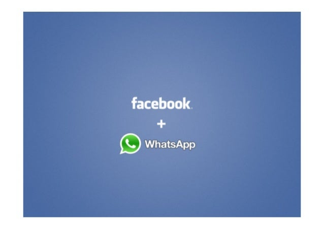 Facebook to acquire whatsapp