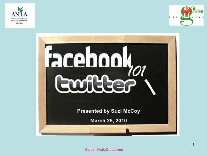 Facebook & Twitter Anla Webinar 3 25 10