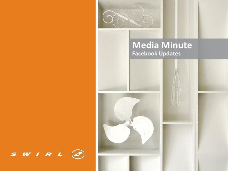 Media Minute Facebook Updates