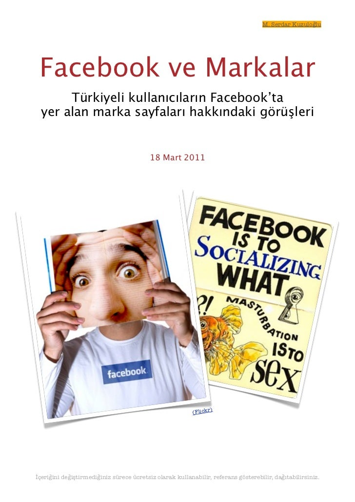 Facebook ve markalar