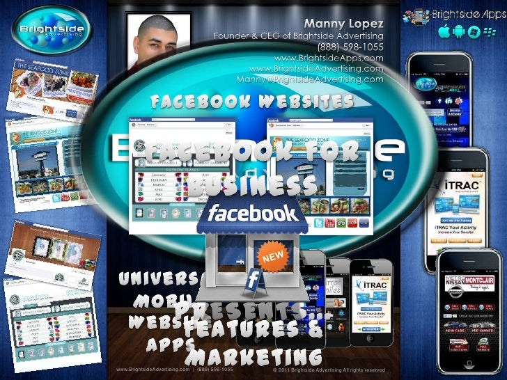 Facebook For Business: Features & Marketing