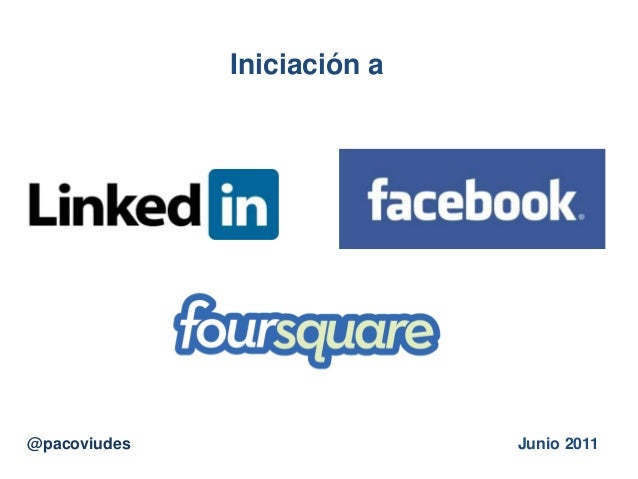 Iniciación a Junio 2011@pacoviudes
