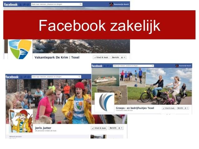 Facebook zakelijk gebruik voor beginners
