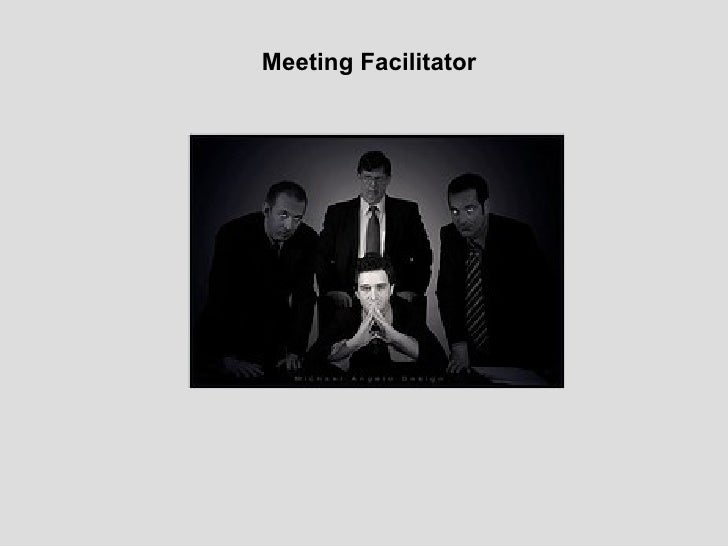 Meeting Facilitator