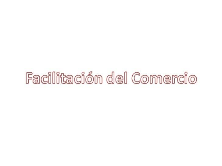 •   La facilitación del comercio fue un tema de debate en la OMC. Los     Miembros encargaron al Consejo del Comercio de M...