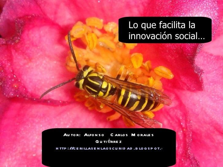 Facilitando la-innovación-social