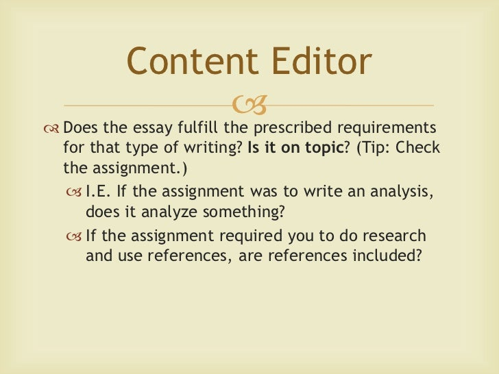 compared to other writing assignments an essay assignment The essay portion of the sat measures important skills such as organizing  evidence  how do their lists of writing assignments compare to your own   often, the handout or other written text explaining the assignment—what  professors call.
