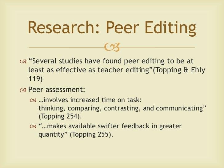 Peer Edit my short essay please?