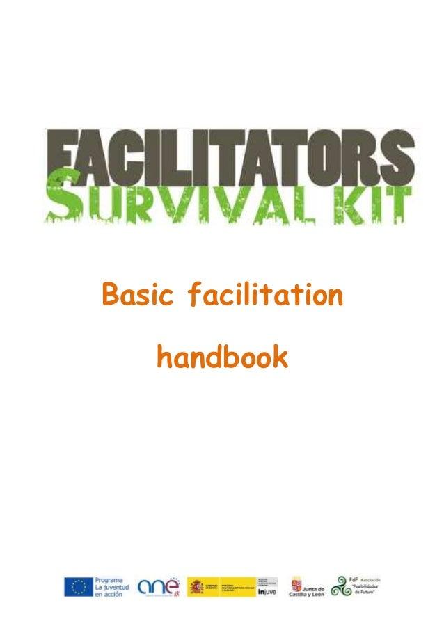 Basic facilitation handbook