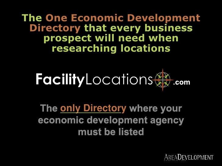 Facility Locations show