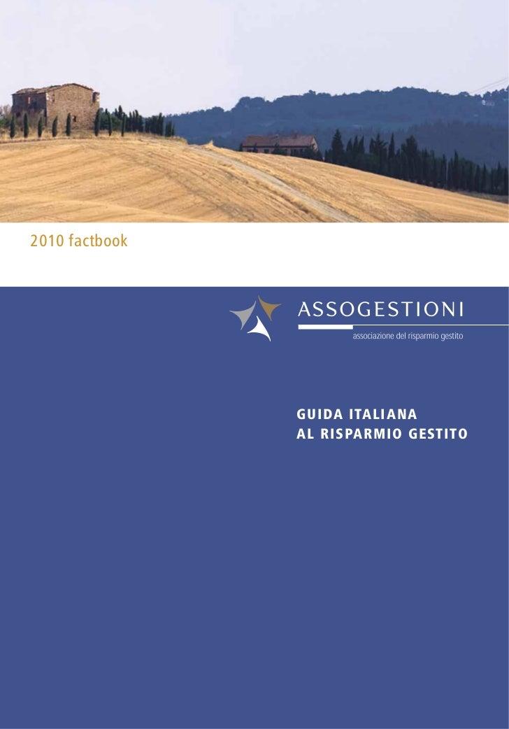 2010 factbook                guida italiana                al risparmio gestito