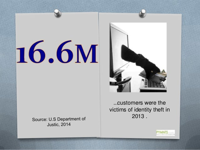 …customers were the victims of identity theft in 2013 .