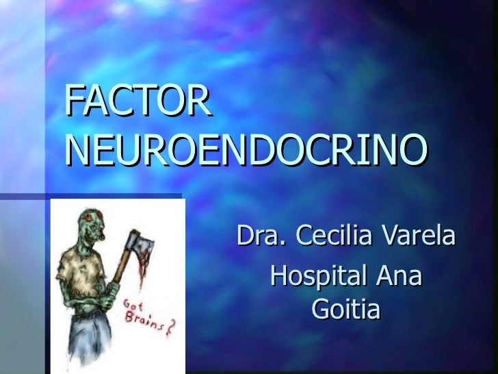 Factores neuroendocrinos