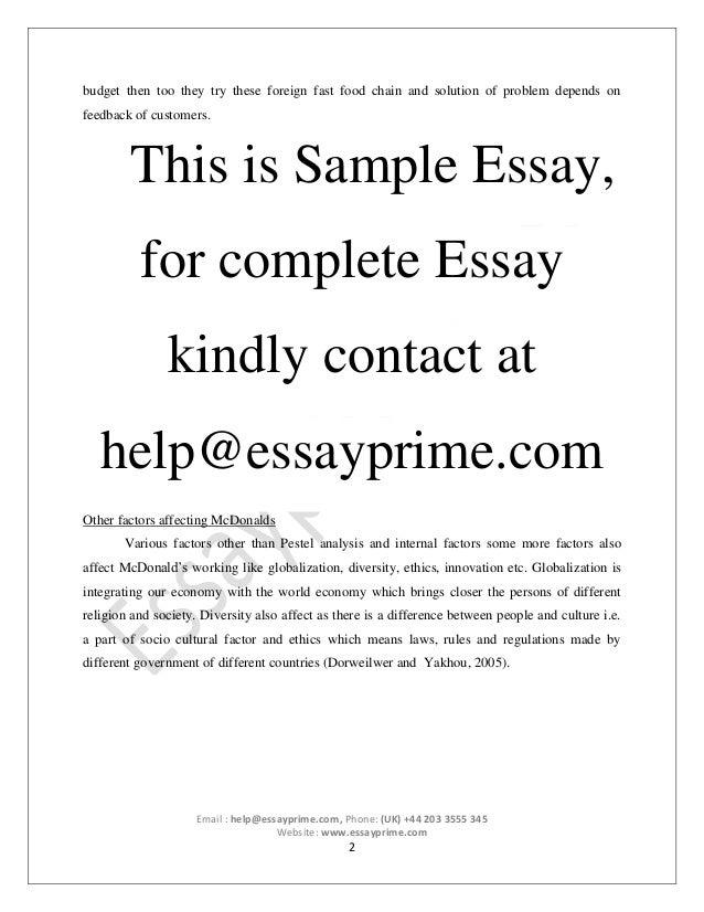 comprehensive essay exles 28 images relationship