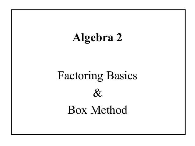 Gateway - Algebra I