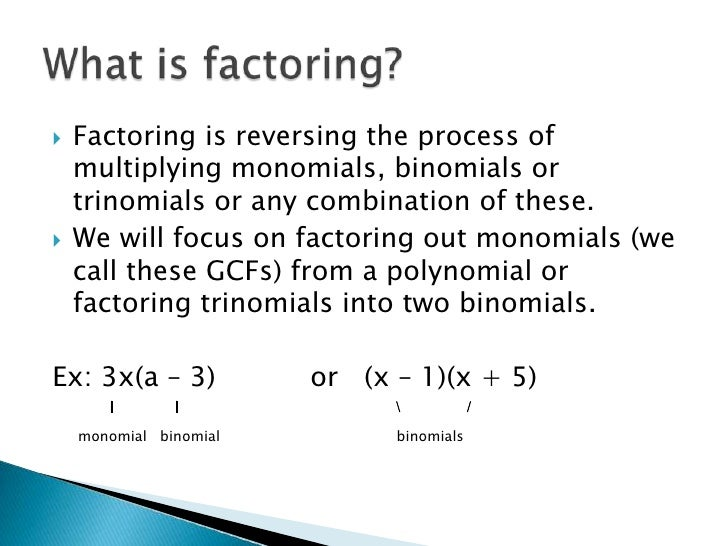 Factoring A Polynomial A Monomial From Images Pictures to Pin on – Factoring Monomials Worksheet