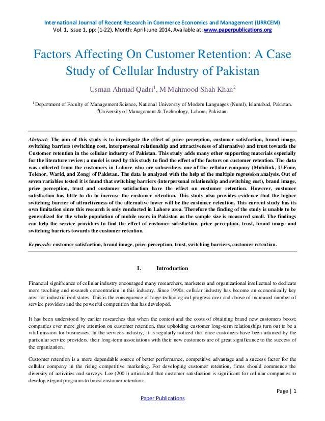 factors affectingh customer s satisfaction in carinderias