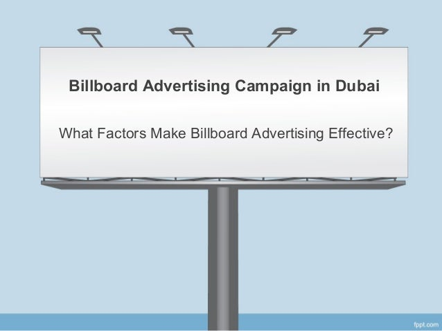which factors make advertising effective Answer to what are the main factors that make up an effective strategic objective.