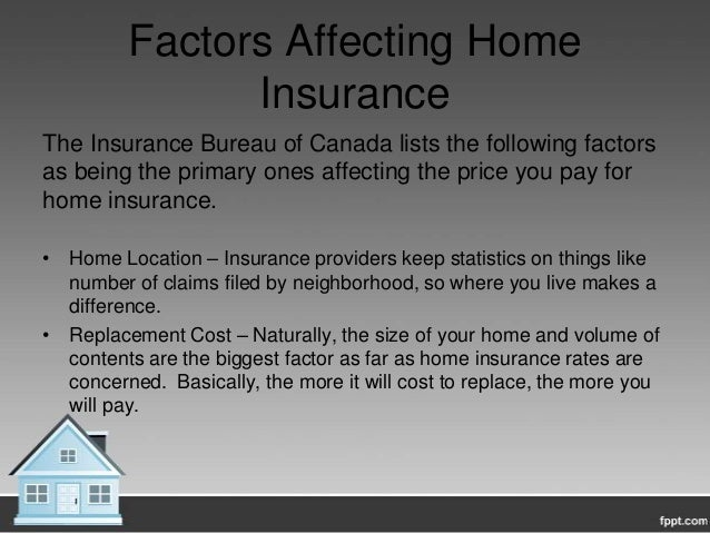 Home Insurance Statistics Home Location – Insurance