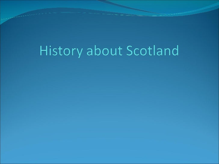 Facts about scotland[1]