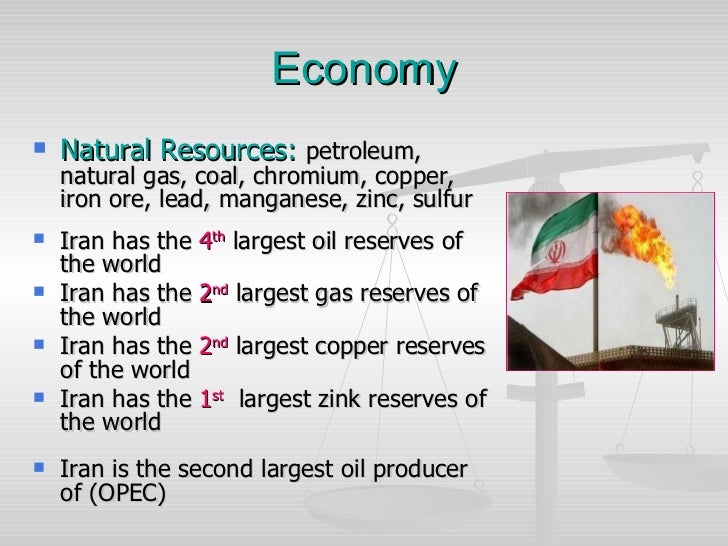 Natural Resources Oil Facts