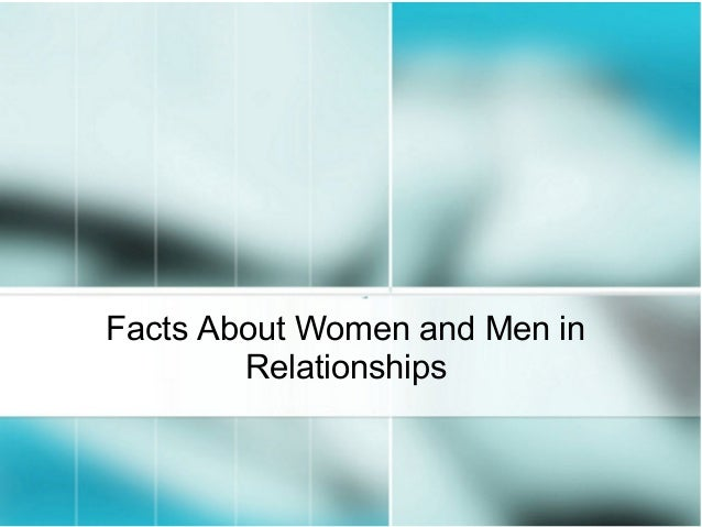 facts about boys and dating