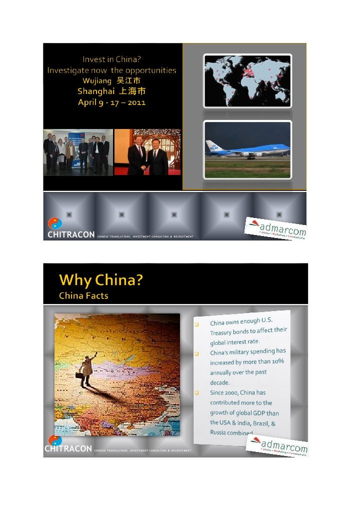 CHITRACON    CHINESE TRANSLATIONS, INVESTMENT CONSULTING & RECRUITMENTCHITRACON   CHINESE TRANSLATIONS, INVESTMENT CONSULT...