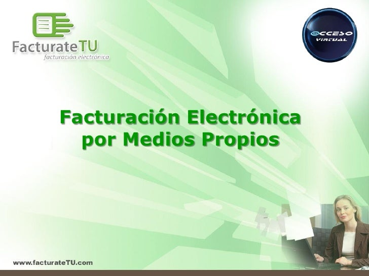 Presentacion Facturate Tu