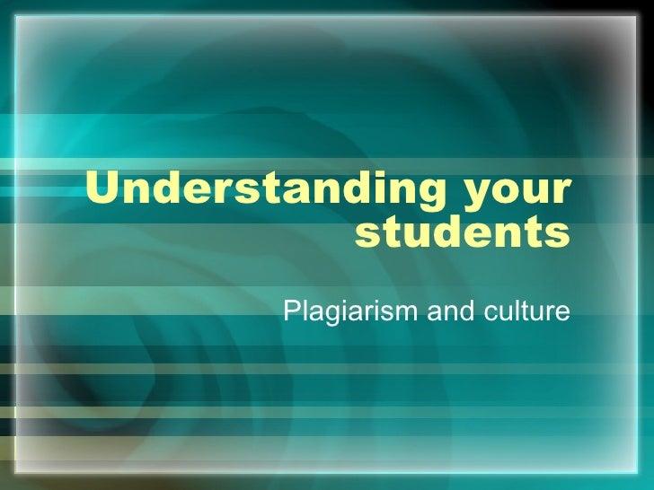 Faculty Plagiarism Workshop