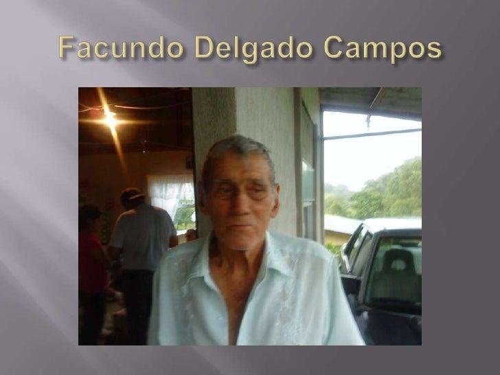 Facundo Delgado Campos<br />