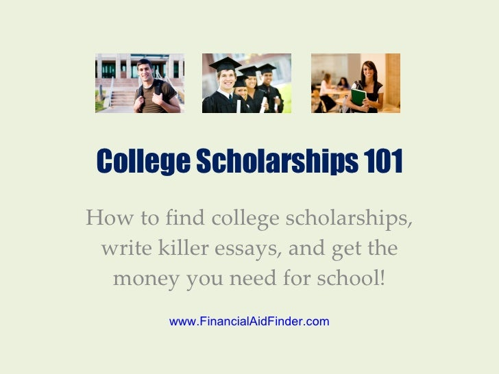 Writing essays services scholarships