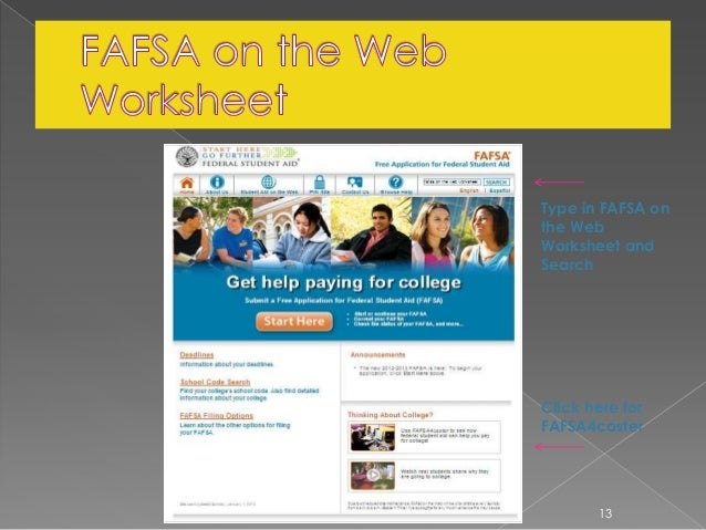 Printables Fafsa On The Web Worksheet collection of fafsa on the web worksheet bloggakuten irade co