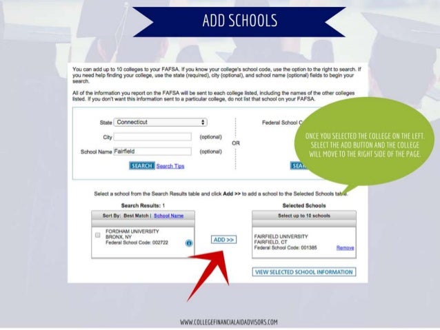 What to Expect on the FAFSA ao WVMIOLLEGEFINANUALAIDADVISORSIOM
