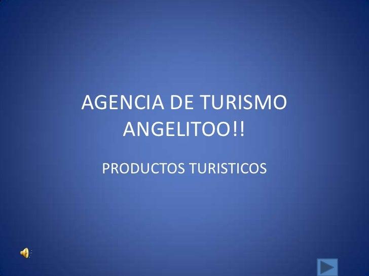 F:\Agencia De Turismo