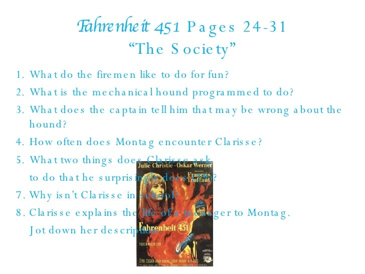 essays on fahrenheit 451