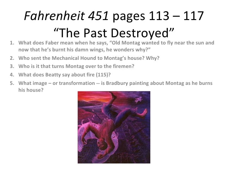 technology used in fahrenheit 451 The industry leader in emerging technology research subscribe advertisement are we living in bradbury's fahrenheit 451 by mathew ingram jun 6, 2012 - 3:01 pm cst 10 comments tweet share although books are outlawed in fahrenheit 451.