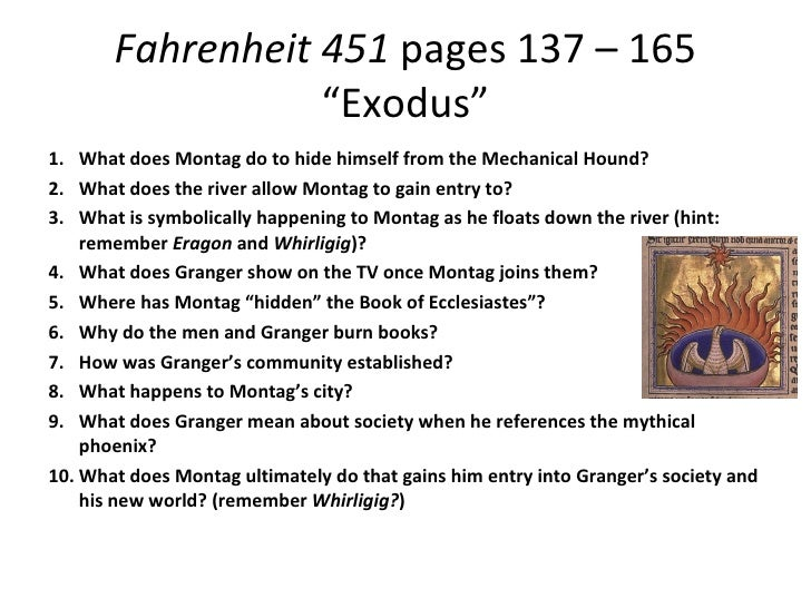 fahrenheit 451 part 1 questions and answers