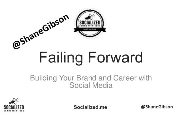 Building Your Brand and Career with Social Media