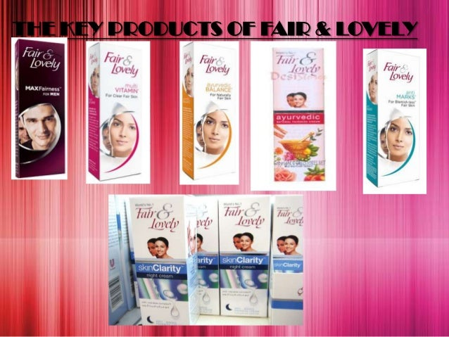 marketing objectives of fair and lovely Fair and lovely - free download as word doc (doc / docx) or read online for free.