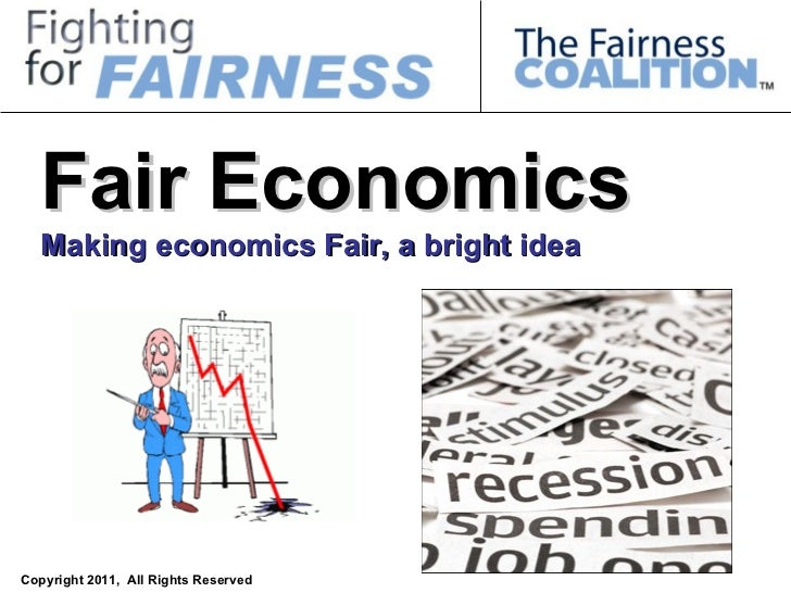 Fair Economics