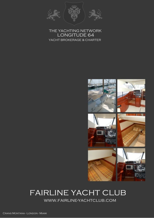 FAIRLINE Phantom 50 2004 Puerto Banus Malaga Spain £360,000 This Fairline Phantom 50 is offered at tremendous value and wi...