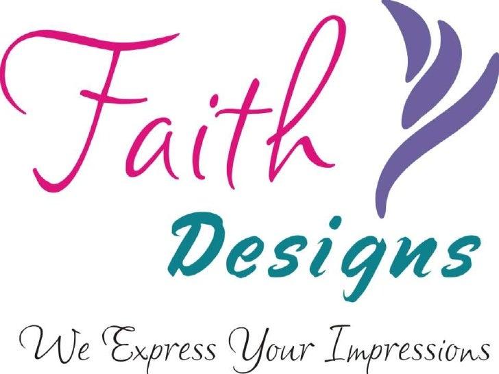 Faith designs by priyank dahanukar