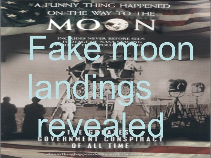 non faked moon landings - photo #34