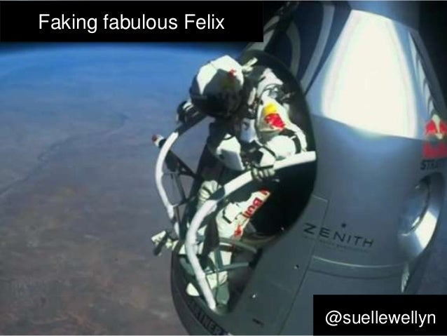 Faking Felix   a twitter lesson