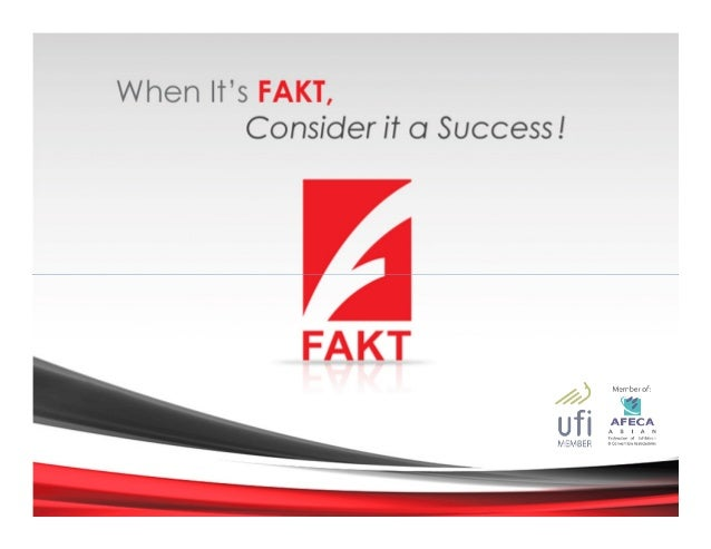 FAKT Exhibitions (PVT) Ltd Company Profile