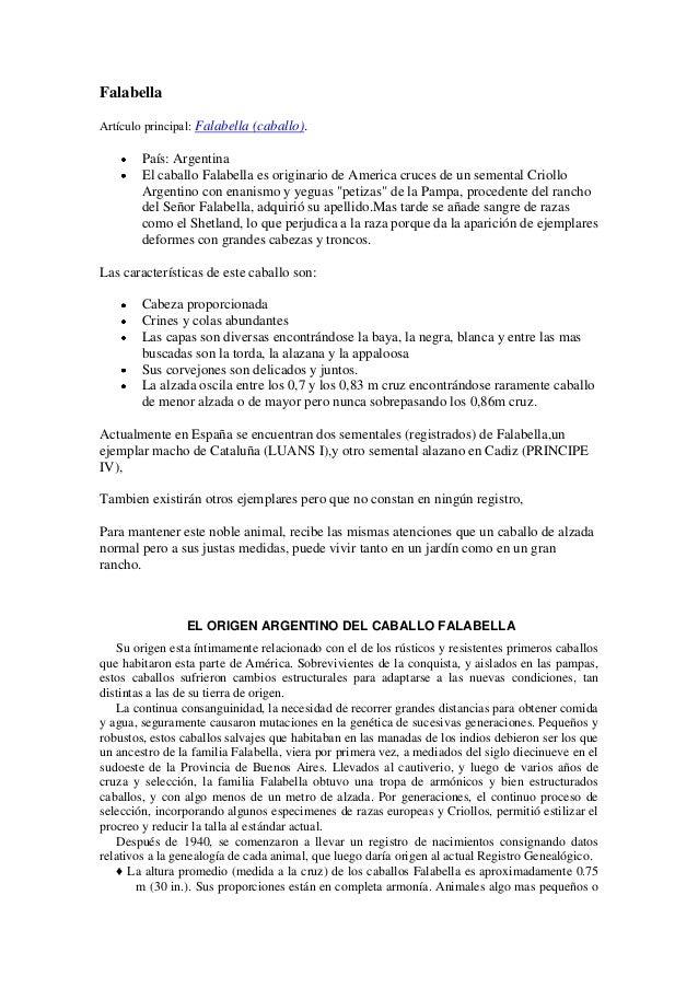 Falabella (clase 6 y 7)