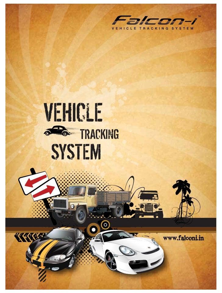 Falcon-i Vehicle Tracking System